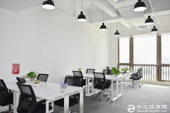 车公庙精装中小型办公室出租,费用全包,提供挂靠地址
