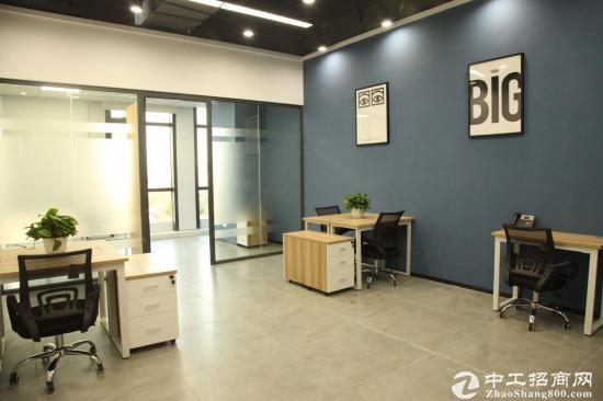车公庙小型写字楼办公室出租,无中介可注册交通便利