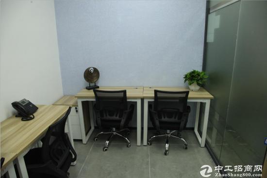 福田中心区办公室出租,费用全包,非中介,可注.册