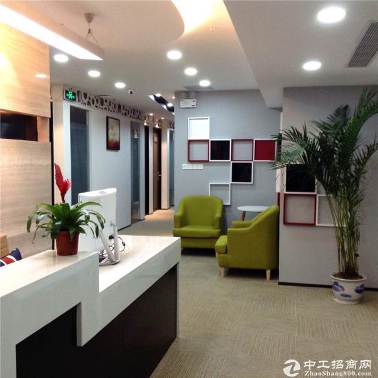 市政府旁创业园直租精装带家具配会议室可享房租补贴