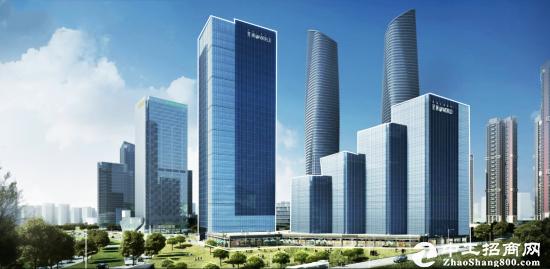 龙华地铁口科技园300平精装办公室出租
