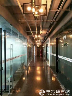 写字楼 横岗荷坳地铁站工改商 500平可分租带电梯