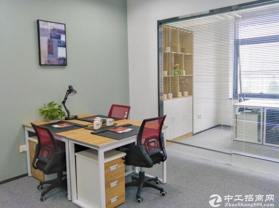 市南、崂山办公室每月仅600元、设施齐全