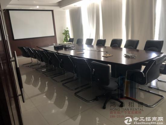 广州科学城信息大厦整层1098方精装修出租