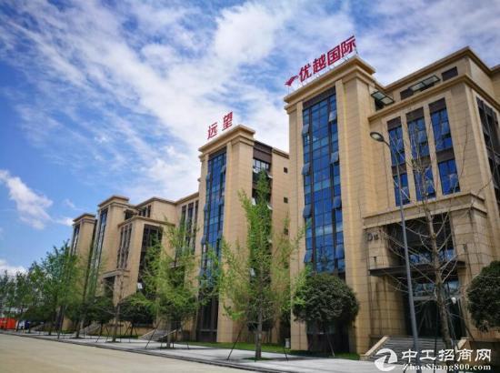 双流写字楼办公楼 装修带家具 电子科大西区科技园
