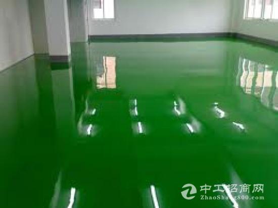 承接厂房环氧地坪