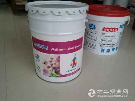 内外墙涂料防水施工