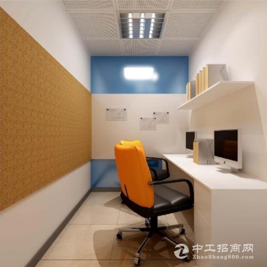 宝安中心繁华地段全新写字楼出租优惠880元