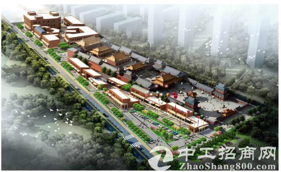 千金街-药王健康谷 全新独栋商铺对外招租
