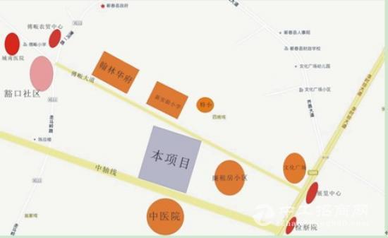 拍卖湖北蕲春县城南新城傅畈社区约200亩土地