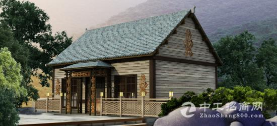 供种植与木屋别墅建造