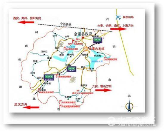 安徽六安市金寨县国有建设用地使用权(挂牌时间:1月23日)