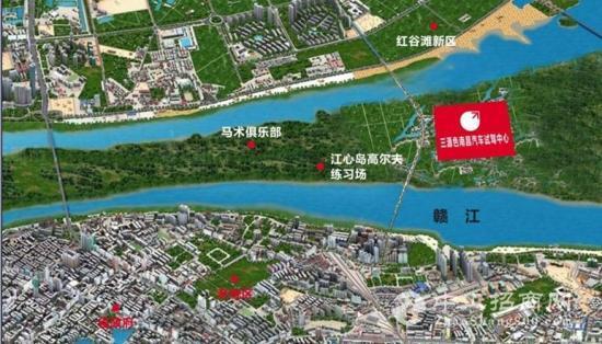 急租/南昌扬子洲码头方向180亩/水电齐全