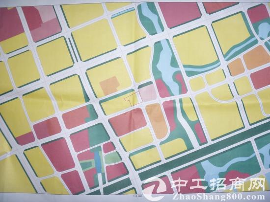 转让清远市新城东37号区土地(燕湖新城规划地块)