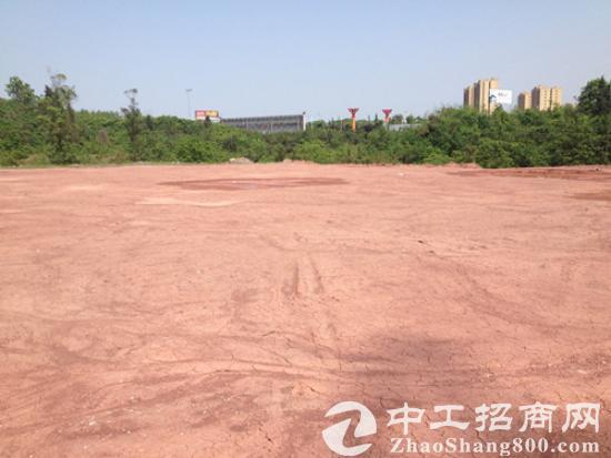 重庆铜梁北高速出口铜梁客运北站正对面125.12亩商业地转让转让费:9000万元