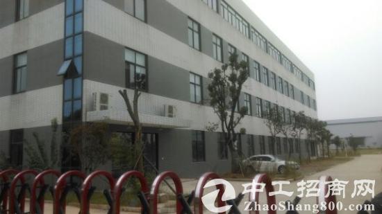 武汉东湖高新关南工业园企业18亩工业园带厂房整转 