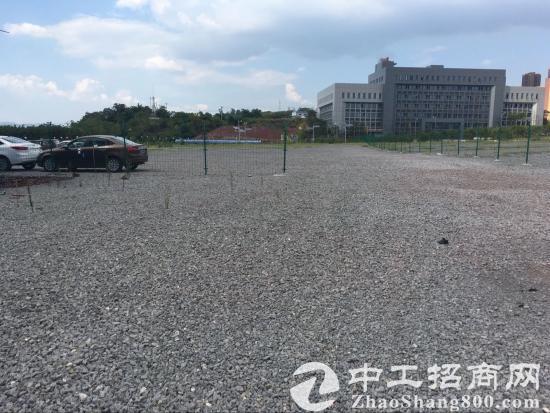 渝北园博园附近30000㎡土地出租,可分租
