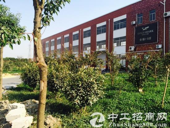 青浦工业区12亩绿证独门独院加工生产办公型厂房售