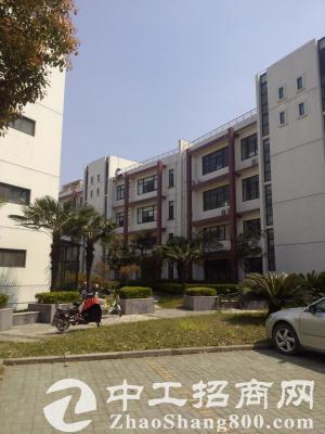 高速沿线 底楼挑高六米小面积绿证办公研发厂房诚售