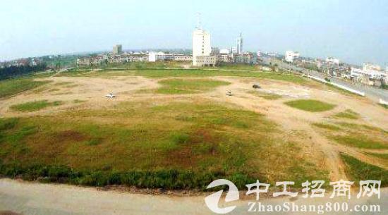 武汉新洲国家扶持产业用地90亩招商
