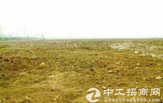 绿色建筑行业看过来 中堂镇有红本土地120亩出售 50产权
