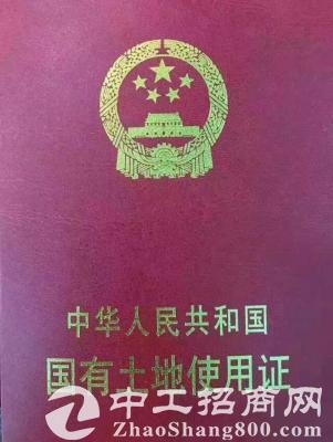 惠州国有红本土地招商 一手土地