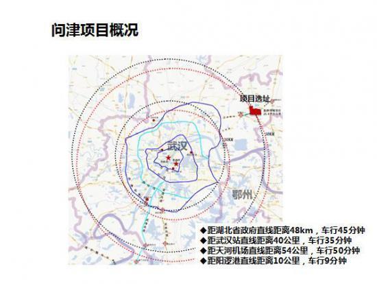 """出售新洲工业用地80亩 地处武汉""""半小时""""经济圈"""