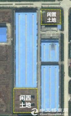 招商合作  项目占地面积142.3亩工业园区