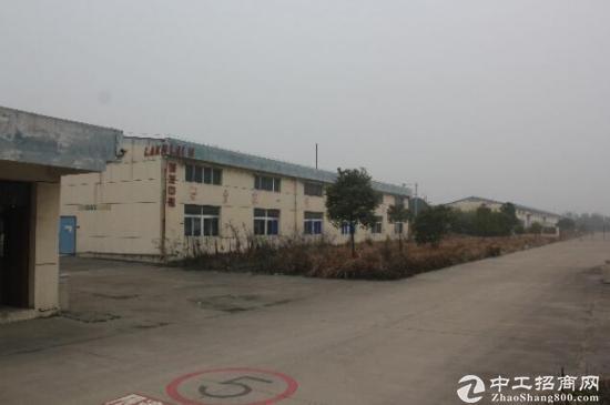 马鞍山乌江工业园 40亩地厂房整体转让