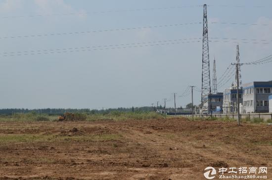 南京对岸135亩工业土地出售,可分割,弹性自用