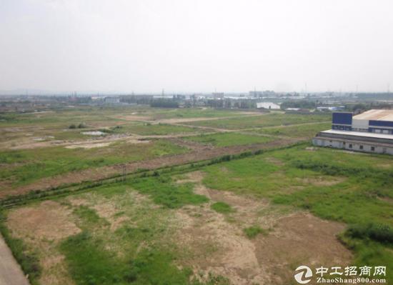国有证土地40000平方可订建厂房和仓库