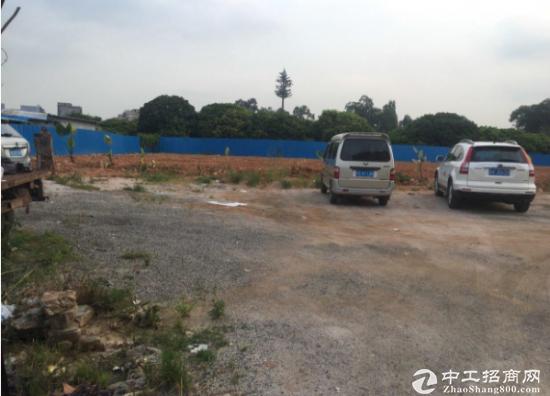 东莞2300平米土地急售,业主负责硬化通水电