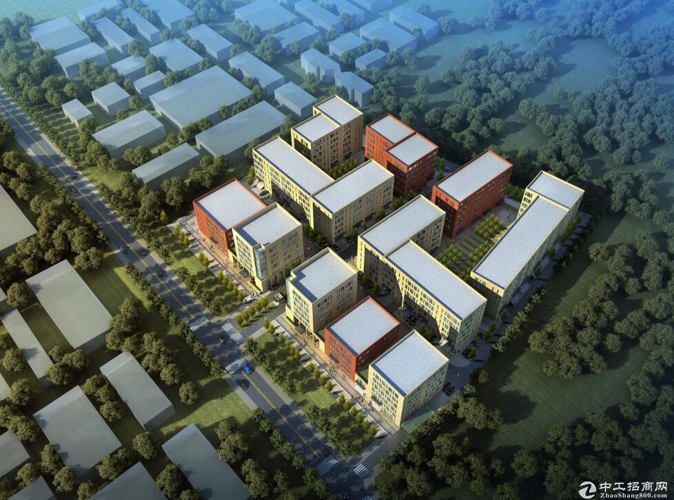 顺义仁和镇5层独栋研发厂房出租,可分租,价格好谈图片7
