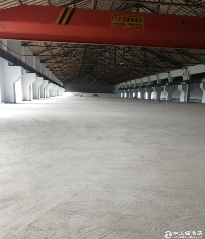 麒麟科创城 泉水社区 二楼仓库 带升降货梯 可分租