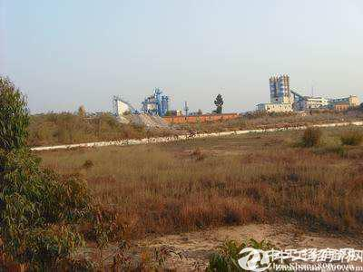 广州新塘35亩国有土地出售,报建容积率1.8