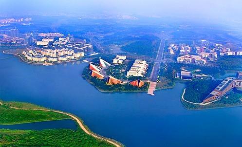 东莞松山湖科技产业园区