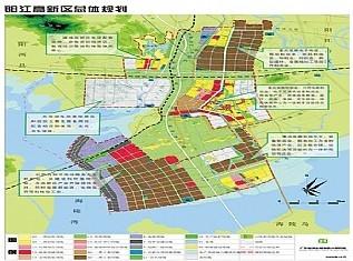 工业园,广东省阳江高新技术产业开发区