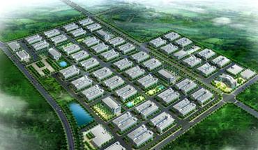 赣州中联环保电镀工业园