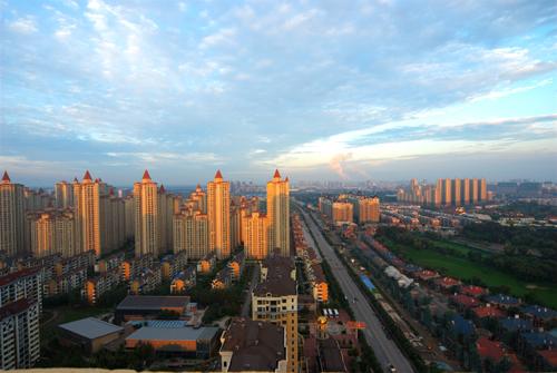 燕郊国家高新技术产业开发区