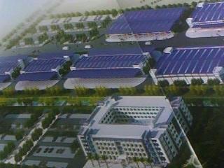 工业园,一拖宁波华东物流园