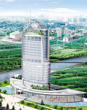 工业园,郑州现代工业园