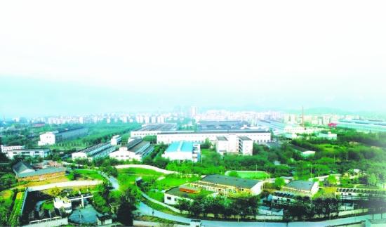 重庆市西彭工业园区