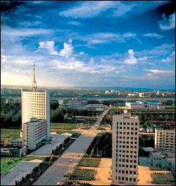黑河边境经济合作区
