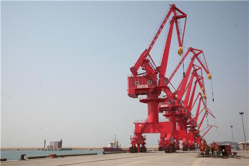 葫芦岛经济开发区北港工业区