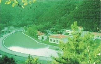 陕西蓝田工业园