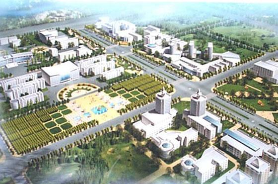 渭南高新区