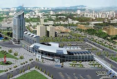 襄樊汽车工业园