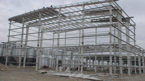 张掖工业园区