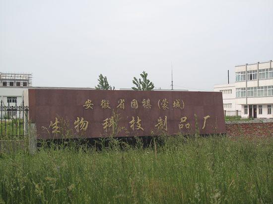 安徽蒙城经济开发区