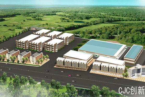 顺德北滘集成创新产业园